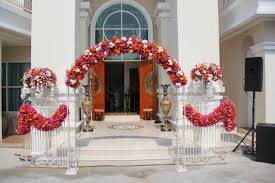 event u0026 ceremony flower works u2013 housewarming party flower design