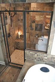 Bathtub In A Shower Shower Tiles Picmia