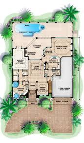 100 mediterranean floor plans mediterranean house plans