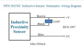 5pcs sn04 p2 4mm inductive proximity sensor detection switch pnp