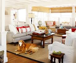 Cottage Living Room Designs by Cottage Style
