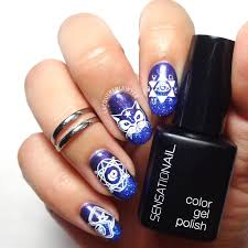 lacquered lawyer nail art blog midnight magic