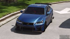 lexus youtube channel lexus gs 350 add on replace tuning template gta5 mods com
