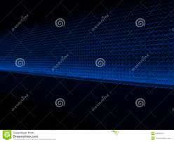 Blue Pattern Background Blue Pattern Background Light Effect Stock Illustration Image