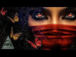 iris illuminati real manifests in gaga illusion illuminati