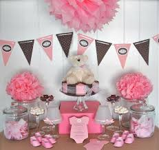 baby shower decorations for a girl baby shower table ideas girl baby shower ideas 1 baby shower diy