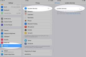 How To Turn Off Iphone Light How To Completely Switch Off Location Services In Ios 8 And More