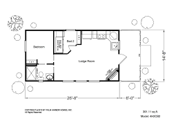 100 palm harbor floor plans sierra lodge 1 bed 1 bath 389