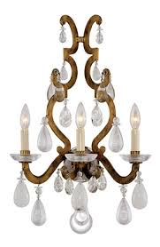 Visual Comfort Lights Visual Comfort Rl2241gi Cgq Ralph Lauren Marie Sconce In Gilded