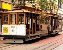 cable car san francisco map san francisco cable car free tours by