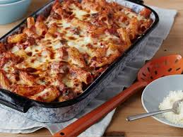 pasta al forno oven baked pasta recipes cooking channel
