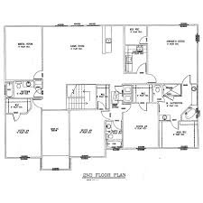 His And Her Bathroom Floor Plans by Sierra Homes Destiny Model Floor Plan