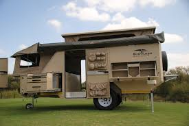 offroad travel trailers bush lapa offroad caravans view our legendary range