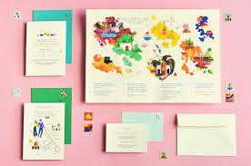 cool wedding invitations 21 of the most creative wedding invitations brit co