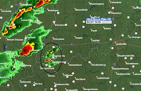 Illinois Tornado Map by Wdrb Weather Blog March 2012