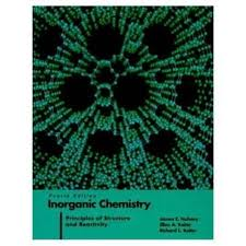 inorganic chemistry principles of structure and reactivity 4th