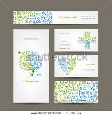 Medical Business Card Design Vector Medical Business Cards Free Vector Download 22 645 Free