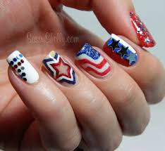 64 best 4th of july u0026 military nails images on pinterest july