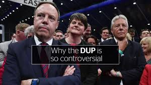 Sofa King Snl by Tory Dup Deal Why Are The Northern Irish Unionists So