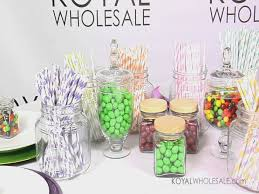 wedding favors bulk candy apple wedding favors bulk pink and silver candy apples by