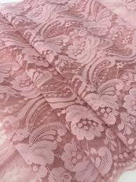 dusty rose table runner dusty rose lace table runner 3ft 10ft long x 12wide lace overlay