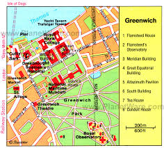 map uk villages 18 top tourist attractions in s greenwich and