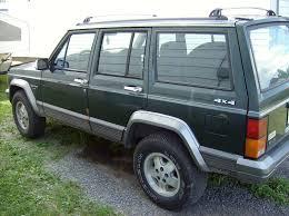 green jeep cherokee jeep cherokee laredo 4711209
