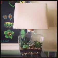 terrarium table articles with diy wooden table lamps tag diy table lamps images