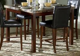 homelegance hutchinson counter height dining table 3273 36