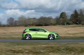 volkswagen scirocco vw scirocco by car magazine