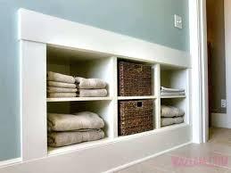 Open Bathroom Shelves Shelves For Bathroom Tips For Organizing Open Bathroom Shelves