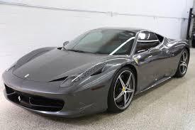 Ferrari F12 Matte Grey - inventory motion endeavours