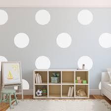 Polka Dots Wall Decal Polka Dots Wall Sticker - Polka dot wall decals for kids rooms