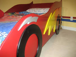 Race Car Bunk Bed Bunk Beds Lightning Mcqueen Bunk Bed Cars 3 Action Vehicle Beds