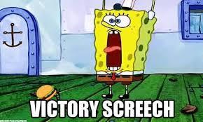 Funny Spongebob Memes - funny spongebob memes victory screech graphics wall4k com