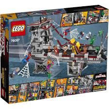 Marvel Super Heroes Clothing Lego Marvel Super Heroes Spider Man Web Warriors Ultimate Bridge