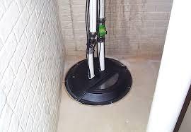 why do basements in colorado springs have sump pits colorado
