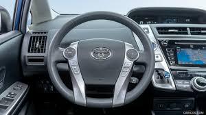 Interior Of Toyota Prius 2016 Toyota Prius V Interior Hd Wallpaper 20