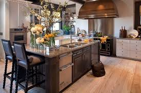 kitchen island sink dishwasher decorator showcase traditional kitchen san francisco by