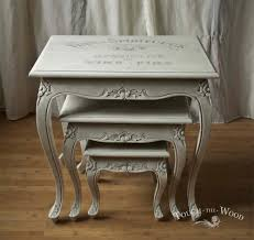 Shabby Chic Side Table Vintage Shabby Chic Side Table No 03 Touch The Wood