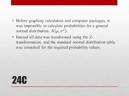 Normal Distribution Table Calculator The Standard Normal Distribution Z Distribution Ppt Video