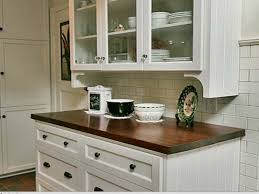paint kitchen cabinets antique white hand painted and distressed
