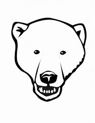 polar bear coloring pages for kids enjoyment u2014 allmadecine weddings