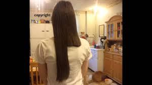 hairstyle 2 1 2 inch haircut i got 9 1 2 inches cut off my long hair getting a new haircut