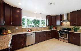 beech wood kitchen cabinets greencastle beech espresso