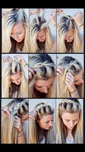 hairstyles for back to school for long hair easy and quick back to school hairstyles heatless