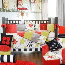 crib bedding sets for girls amazon com glenna jean mckenzie crib bedding set 4 piece set