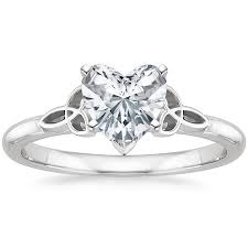 Heart Shaped Wedding Rings by Heart Shaped Engagement Rings Brilliant Earth