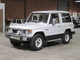 mitsubishi wagon 1990 1986 mitsubishi pajero turbo diesel 25l218 sold youtube