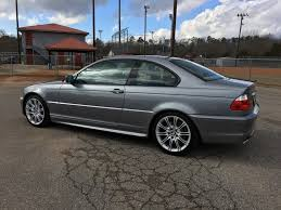 fs 2006 bmw 330ci zhp silbergrau 6mt 78k miles in alabama